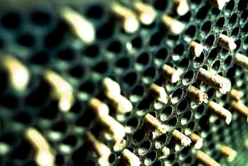 Pelletmühle - Die Herstellung von Pellets nennt man Pelletierung