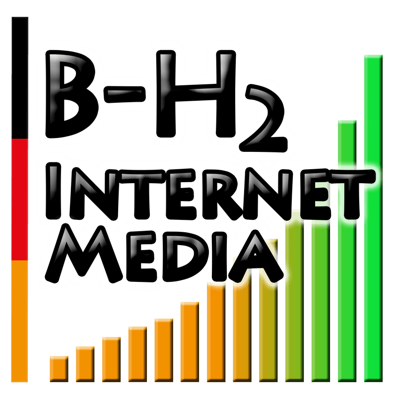 Das Logo des Unternehmens B-H2 Internet Media